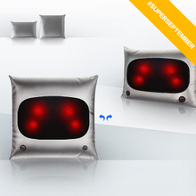 2018 New Design Infrared Heating Shiatsu Full Body Massage Pillow S1